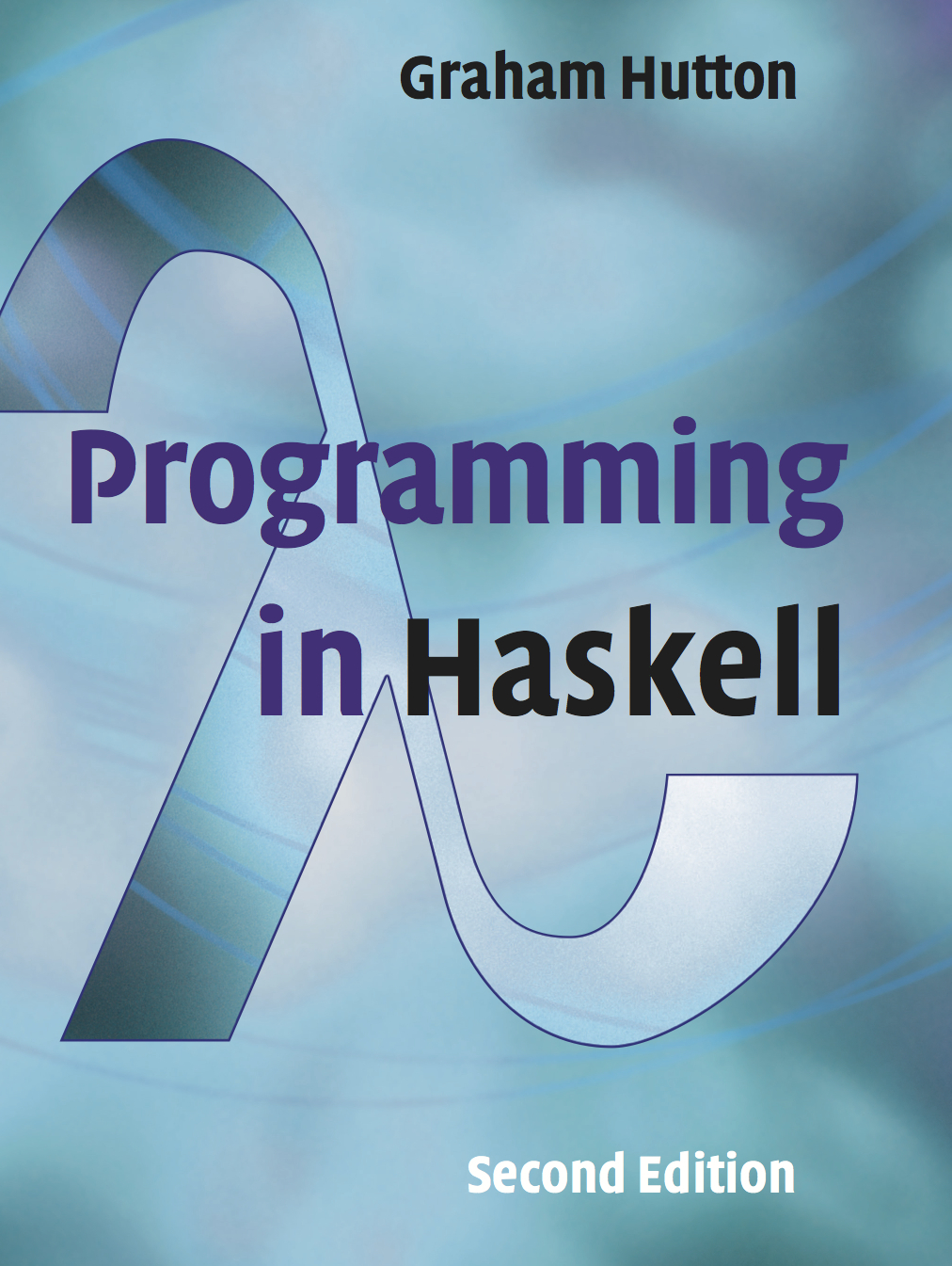 Programming in Haskell cover