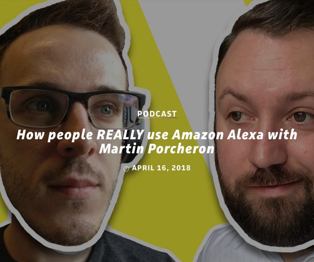 martin podcast 2018